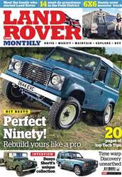 Land Rover Monthly issue November 2018