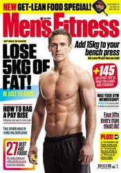 Men's Fitness Magazine Cover