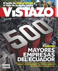 Revista Vistazo issue VISTAZO 1226