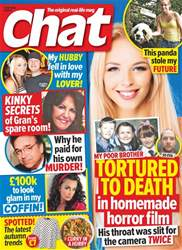 Chat issue 27th September 2018
