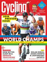 Cycling Weekly issue 20th September 2018