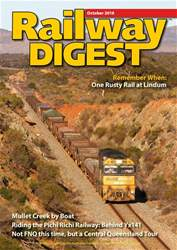 Railway Digest issue October 2018