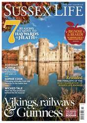 Sussex Life issue Oct-18