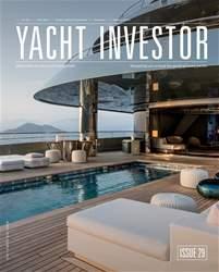 Yacht Investor Magazine Cover