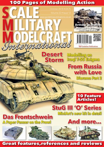 Scale Military Modelcraft International Preview