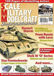 Military Modelcraft International issue October 2018