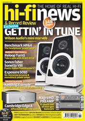 Hi-Fi News issue Nov-18
