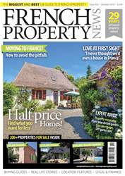 French Property News issue OCT 18