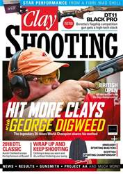 Clay Shooting issue October 2018