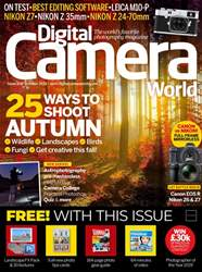 Digital Camera World issue October 2018