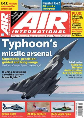 AIR International issue   October 2018