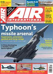 AIR International issue   October 2018