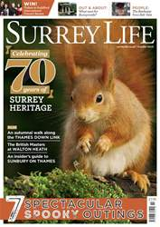 Surrey Life issue Oct-18