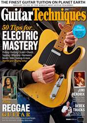 Guitar Techniques issue November 2018
