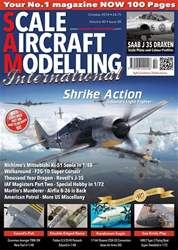 Scale Aircraft Modelling issue October 2018