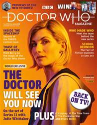 Doctor Who Magazine issue 530