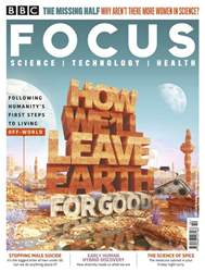 BBC Focus Magazine issue October 2018