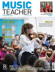 Music Teacher issue October 2018