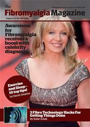 Fibromyalgia  Magazine October 2018 issue Fibromyalgia  Magazine October 2018