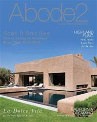 Abode2 issue Volume 2 Issue 24