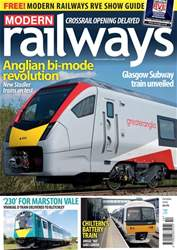 Modern Railways issue   October 2018