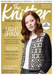 The Knitter issue Issue 129