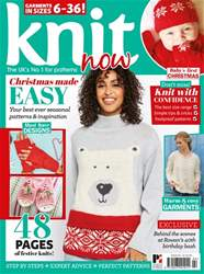 Knit Now issue Issue 94