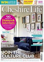 Cheshire Life issue Oct-18