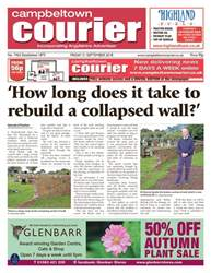 Campbeltown Courier issue 21 September 2018