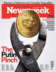 Newsweek International issue 28th September 2018