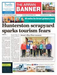 Arran Banner issue 22 September 2018