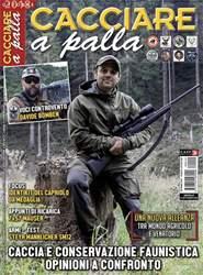 CACCIARE A PALLA issue Ottobre 2018