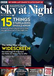 BBC Sky at Night Magazine issue October 2018