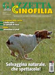 La Gazzetta Della Cinofilia Venatoria issue Ottobre 18