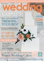 Wedding Cakes issue Winter 2018–19