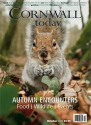 Cornwall Today October 2018 issue Cornwall Today October 2018