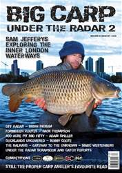 Big Carp Magazine issue Big Carp 267