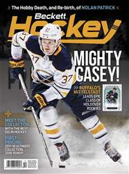Beckett Hockey issue October 2018