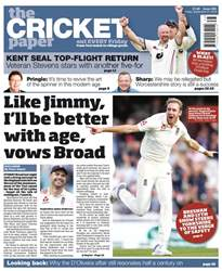 The Cricket Paper issue 21st September 2018
