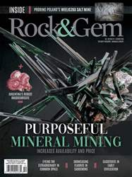 Rock & Gem Magazine issue October 2018