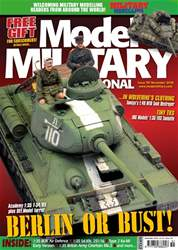 Military Modelling International Magazine issue 159 Vol48 No10