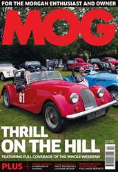 MOG Magazine issue Issue 75 - September 2018