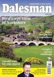 Dalesman Magazine issue Oct 2018