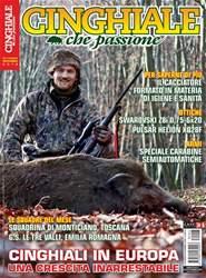 IL CINGHIALE CHE PASSIONE issue Ottobre-Novembre 2018