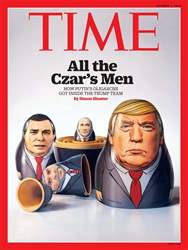 Time Magazine issue 1st October 2018