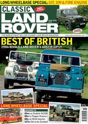 Classic Land Rover Magazine issue   November 2018