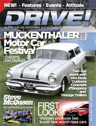 Drive issue November 2018