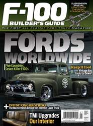 F 100 Winter 2018 issue F 100 Winter 2018
