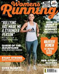 Women's Running issue November 2018