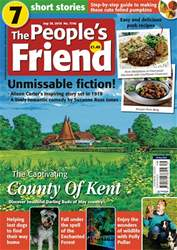 The People's Friend Magazine Cover